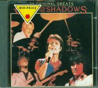 Cliff Richard And The Shadows - 20 Original Greats Cd Perfetto Spedito in 48 Ore