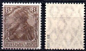 1915 GERMANY Mi.84 DD CV.3000 € -MNH SIGNED