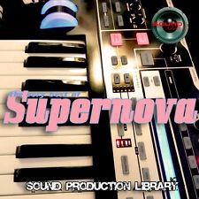 Supernova - Best Of/Original Huge 24bit Wave Multi-Layer Samples Library on Cd
