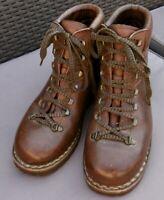 40 braun Gr GRISPORT Bergamo Trekking Wandern Outdoor Schuhe hoch Echt Leder