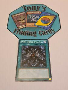 Dark World Dealings x 3 available - SDGU-EN026 - 1st Edition - Common - single