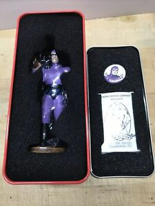 The Phantom Lee Falk's Dark Horse Comics Deluxe Figure 210 Of 750 Yoe! Studio KP