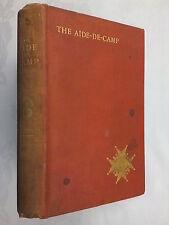 JAMES GRANT.THE AIDE-DE-CAMP.H/B 1882,AUTHOR COPYRIGHT EDITION,INC,BIOGRAPHY