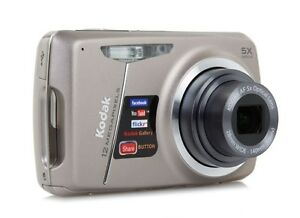 Kodak EasyShare M550 12.0 MP Digital Camera with 5x Optical Zoom