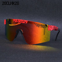 Pit Viper Cycling Sport Goggles TR90 Polarized Sunglasses For Men/Women Outdoor