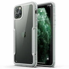 Para XS Max XR 11 iPhone X Pro MAX Estuche alta resistencia a prueba de impactos Cubierta delgada Transparente