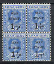 Mint Never Hinged/MNH George V (1910-1936) Caymanian Stamps