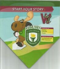 WISCONSIN TIMBER RATTLERS GAME-DAY PROMO RASMUSSEN COLLEGE MOUSE-PAD