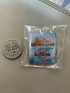 21 HAPO Columbia Cup Event Pin Unlimited Hydroplane Pin button Seattle Seafair