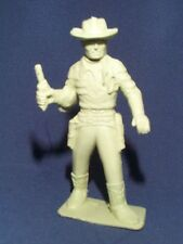 MARX 1955 ROY ROGERS WESTERN PLAYSET ROY ROGERS WITH PISTOL IN HAND SP MINT