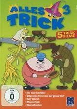 Alles Trick 3 - Die drei Holzfäller - Väterchen Frost -  DVD NEU/OVP
