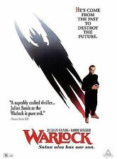 WARLOCK (dvd) NEW, FREE FIRST CLASS SHIPPING