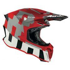 Airoh Giro 2.0 Marco Rojo Mate Motocross MX Enduro Moto de Cross Casco