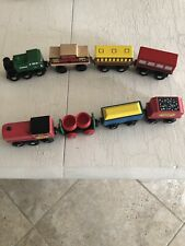 KidKraft Brio 2 Sets Of Magnetized Interchangeable Trains