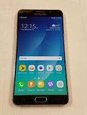 Samsung Galaxy Note 5 - Black - 32GB - Sprint unlocked - Delamination - 114SP