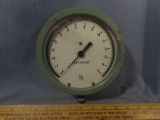 Vintage Ashcroft Usa Test Gauge 1850