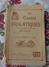 Les Contes drolatiques Abbayes De Touraine Balzac Illustration Gustave Doré 1890