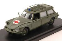 Citroen DS Break Military Ambulance 1960 Matt Green 1:43 Model RIO4503 RIO