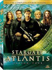 STARGATE ATLANTIS - THE COMPLETE FOURTH (4TH) SEASON (BOXSET) (DVD)