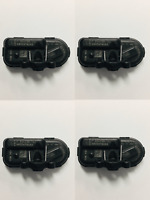 Set of 4 OEM TPMS Sensors for 2019 Jeep Cherokee 68324960AA 433MHz