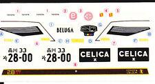 TAMIYA Decal 24021 1/24 Toyota Celica XX 2800GT
