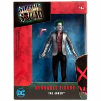 "NJ Croce The Joker Bendable Action Figure, Multicolor, 8"""