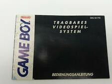 Game Boy Anleitung C-Ware