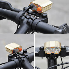 Universal Fahrrad Vorderlicht Halter Klammer mit Verstellbar Klettverschluss