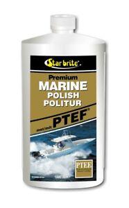 Star brite Premium Marine Politur mit PTEF® 85732DGP 1000ml Boot Bootspolitur