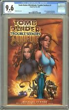 Tomb Raider Witchblade Trouble Seekers #1 CGC 9.6 White Pages 1268710004