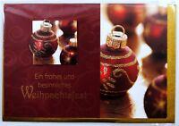 Weihnachtskarte - 3D - Klappkarte - Weihnachten - Grußkarten - Merry Christmas