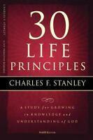 30 Life Principles [Life Principles Study]