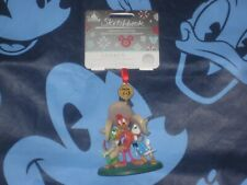 Disney Sketchbook The Three Caballeros 75th Anniversary Ornament 2020 New.