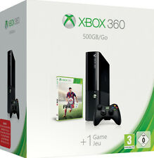 Microsoft Xbox 360 Bundle 500GB Black Console.