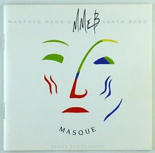 CD-Manfred Mann's Earth Band-masque (canzoni and Planets) - a4984