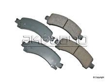 Disc Brake Pad Set fits 2003-2014 GMC Savana 2500,Savana 3500 Savana 1500 Yukon