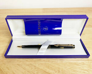 Waterman Paris Ball Point Pen With Box and Papers