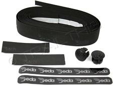 Deda Elementi Logo Road Bicycle Handlebar Bar Tape / Wrap Fixie NIGHT BLACK
