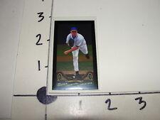 Matt Packer 2011 GOODWIN CHAMPIONS #211 Magician mini SP #/9 - Cleveland Indians