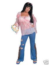 Love Child Hippie Girl Woman Adult Costume - Standard