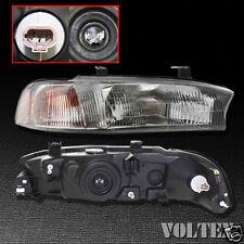 1996-1997 Subaru Legacy Headlight Lamp Clear lens Halogen Passenger Right Side