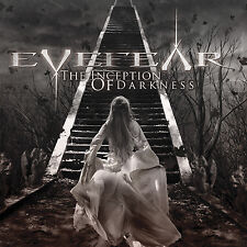 EYEFEAR - The Inception Of Darkness CD 2012 Dark Power Progressive Metal *NEW*