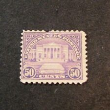 Us Stamp Scott# 701 Arlington Amphitheater 1932 Mnh L180