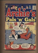 Archie's Pals 'n' Gals #5 (FRG) Betty; Veronica; Silver Age; 1957 (c#15042)