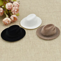 1/6 Scale Cool Cowboy Western Hat Model For Figure Doll Hot Toys Kids Gift Black
