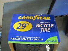 Goodyear Folding Bicycle Tire 29 x 2.00-2.125 All Terrain