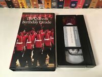 The Queen's Birthday Parade Documentary VHS 1981 Household Division 2 Films 80's