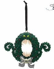 BNWT Disney Store WREATH Nightmare Before Christmas Tree Decoration 2017