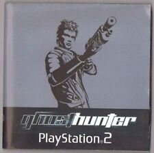 PLAYSTATION PS 2 Demo Ghost Hunter TWO Incluye Poster 2003