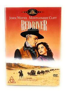 Red River (DVD, 1948) John Wayne Region 4 Free Postage